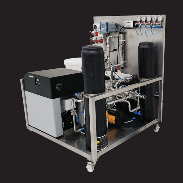Water Treatment in Hospitals