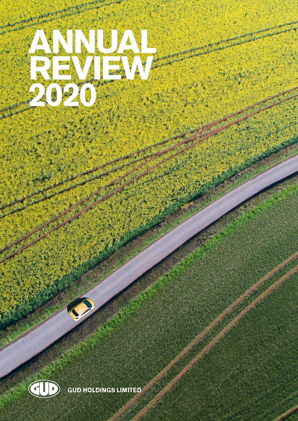 F20 Annual Review